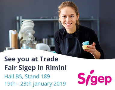 The Countdown Begins for the Opening Day of the SIGEP International Trade Fair in Rimini, Italy